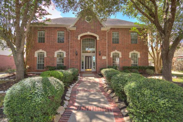 3622 Huggins Way Street, Pearland, TX 77584 (MLS #62341506) :: Connect Realty