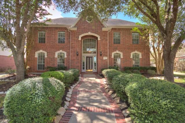 3622 Huggins Way Street, Pearland, TX 77584 (MLS #62341506) :: Giorgi Real Estate Group