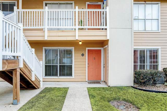 3506 Cove View Boulevard #1207, Galveston, TX 77554 (MLS #62344765) :: Lisa Marie Group | RE/MAX Grand