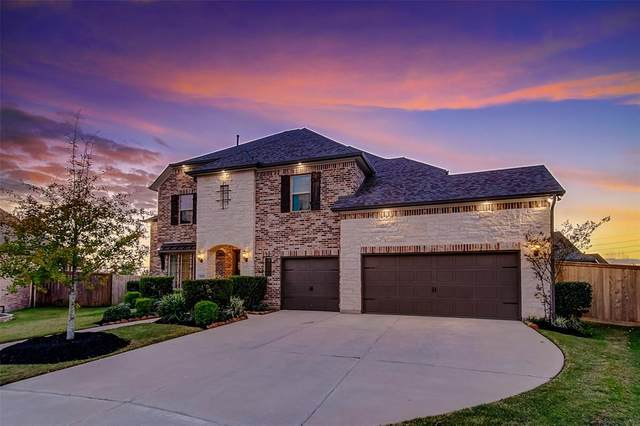 6703 Brookdale Meadow Trace, Katy, TX 77493 (MLS #62353693) :: The Freund Group
