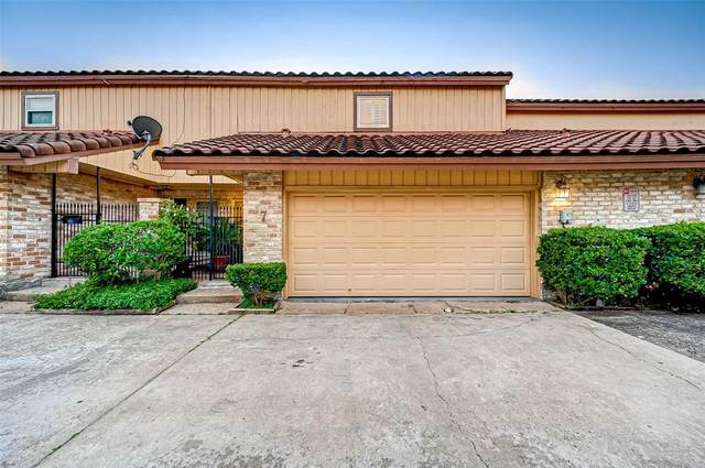 5918 San Felipe Street #7, Houston, TX 77057 (MLS #62355863) :: Lerner Realty Solutions