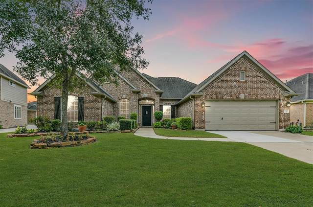 9410 Greencape Court, Humble, TX 77396 (MLS #6236589) :: The Freund Group