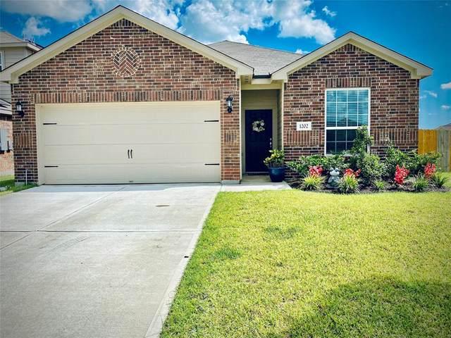 1202 Steel Redan Drive, Iowa Colony, TX 77583 (MLS #62367493) :: The SOLD by George Team