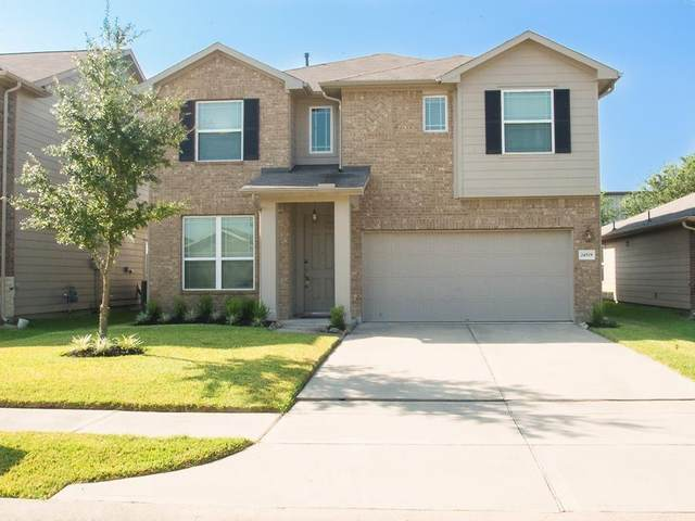 24519 Lakecrest Town Drive, Katy, TX 77493 (MLS #62369131) :: The SOLD by George Team