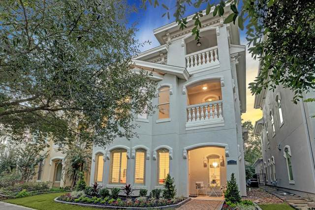 11 Olmstead Row, The Woodlands, TX 77380 (MLS #62375436) :: The Queen Team