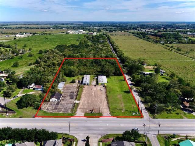 1716 N Gordon Street, Alvin, TX 77511 (MLS #62382817) :: The Sold By Valdez Team