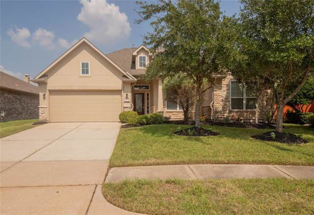13201 Barons Cove Lane, Pearland, TX 77584 (MLS #62394268) :: Giorgi Real Estate Group