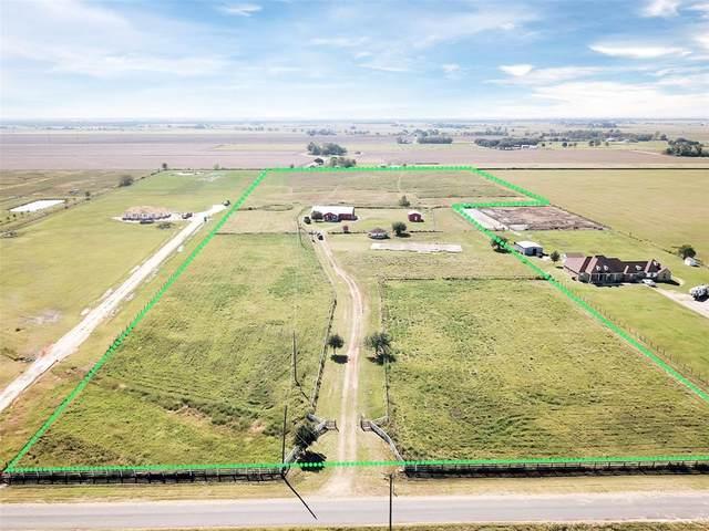16501 County Road 266, East Bernard, TX 77435 (MLS #62400180) :: Lerner Realty Solutions