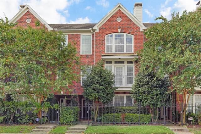 1814 Matthews Street, Houston, TX 77019 (MLS #62408965) :: The Sansone Group