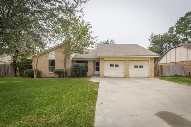 5321 Honeyvine Drive, Dickinson, TX 77539 (MLS #62423373) :: JL Realty Team at Coldwell Banker, United