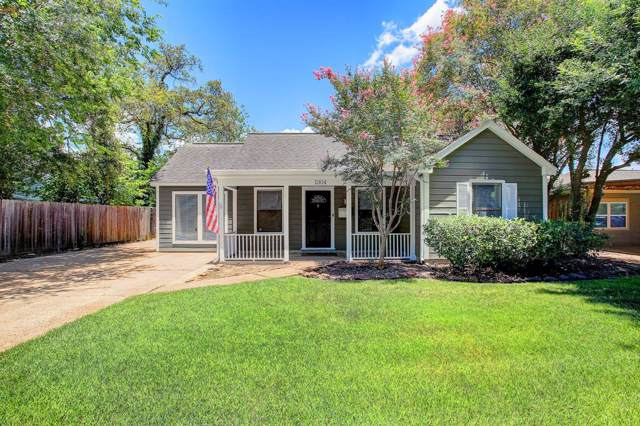 1304 Lamonte Lane, Houston, TX 77018 (MLS #62428535) :: The Heyl Group at Keller Williams