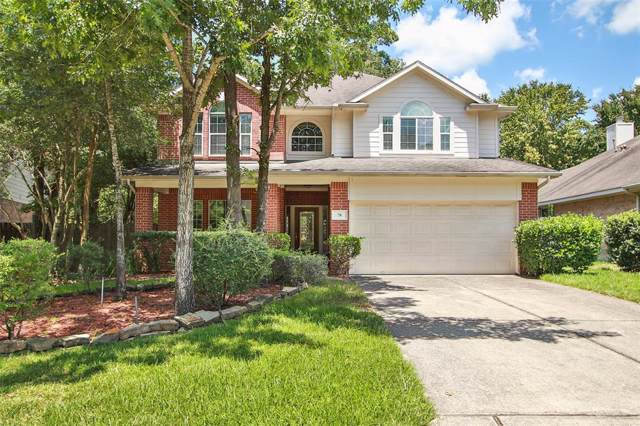 78 N Queenscliff Circle, The Woodlands, TX 77382 (MLS #62428809) :: Green Residential