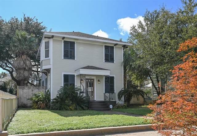 1115 Sealy Street, Galveston, TX 77550 (MLS #6243409) :: Texas Home Shop Realty