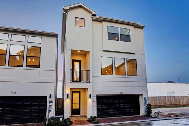 1007 Green Kensington, Houston, TX 77008 (MLS #6244310) :: Fairwater Westmont Real Estate