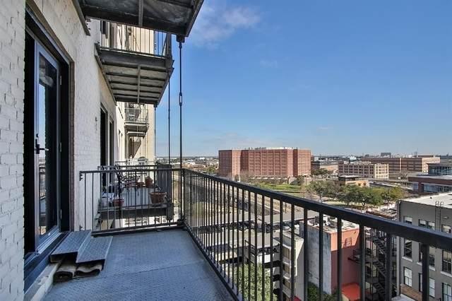 915 Franklin Street 7L, Houston, TX 77002 (MLS #62454626) :: The Sansone Group