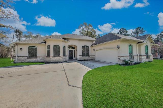 814 Garrett Drive Drive, Magnolia, TX 77354 (MLS #62473392) :: Connect Realty