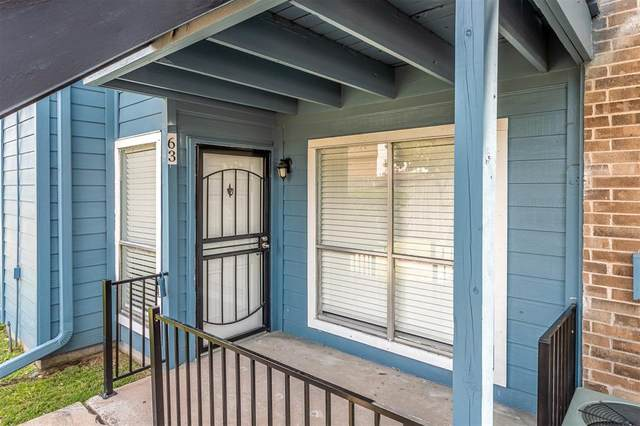 10001 Westpark Drive #63, Houston, TX 77042 (MLS #62475003) :: The SOLD by George Team