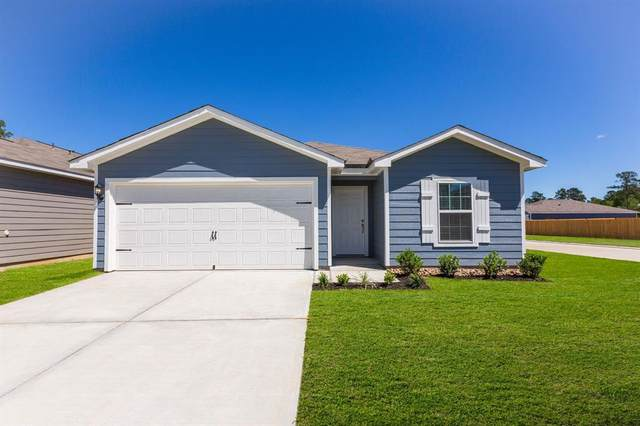 21039 Titian Drive, Magnolia, TX 77355 (MLS #62478833) :: The Bly Team
