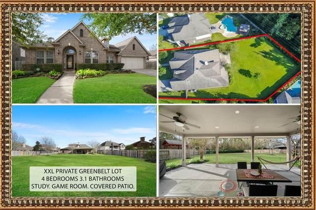 7506 Finn Way Drive, Humble, TX 77396 (MLS #62482549) :: Ellison Real Estate Team