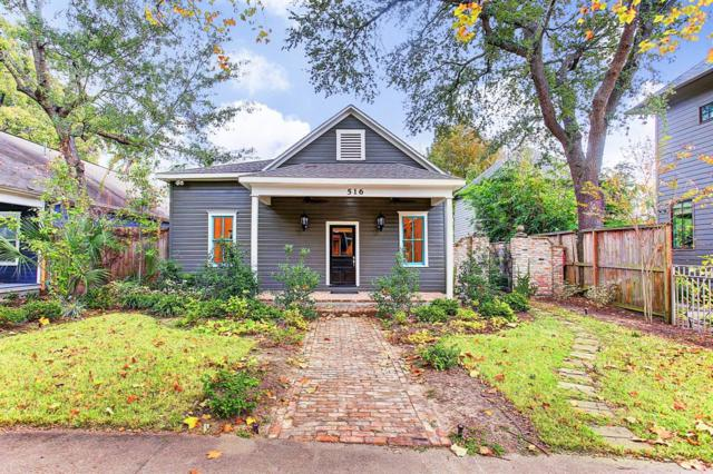 516 Columbia Street, Houston, TX 77007 (MLS #62483366) :: Connect Realty