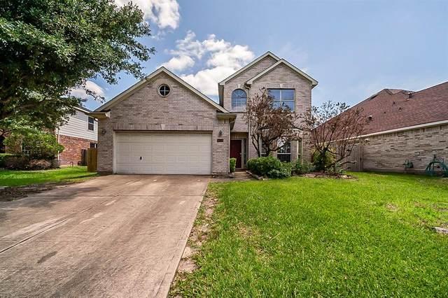 10214 Cascade Hills Drive, Houston, TX 77064 (MLS #62499268) :: Caskey Realty