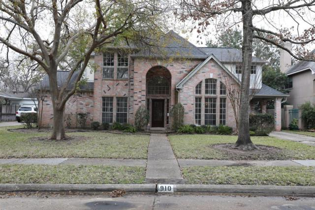 910 Oakland Court, Sugar Land, TX 77498 (MLS #62511795) :: Connect Realty