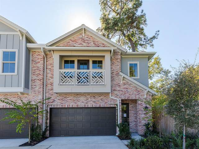 805 Shallow Hollow Drive, Houston, TX 77018 (MLS #62512804) :: The Bly Team