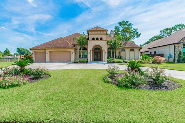 5603 Forest Cove Drive, Dickinson, TX 77539 (MLS #62525583) :: Caskey Realty