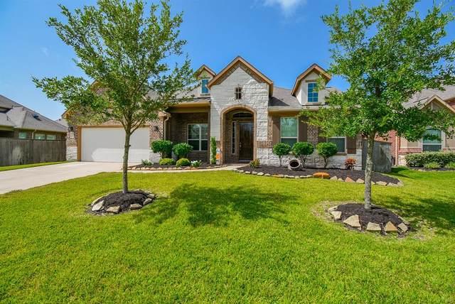 21111 Caddo Heights Street, Richmond, TX 77407 (#62532650) :: ORO Realty