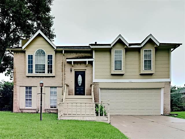 2801 Custer Drive, League City, TX 77573 (MLS #62536602) :: The Bly Team