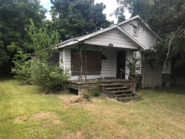 1313 Ash Street, Baytown, TX 77520 (MLS #62551009) :: Connect Realty