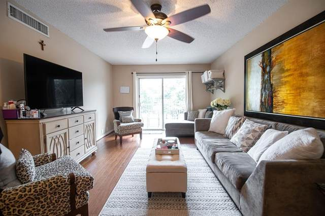 2601 Bellefontaine Street B217, Houston, TX 77025 (MLS #62585721) :: The SOLD by George Team