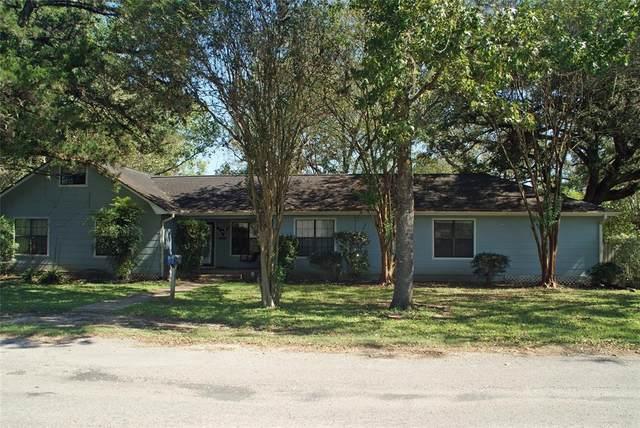 102 N Orange Street, Sweeny, TX 77480 (MLS #62587078) :: My BCS Home Real Estate Group