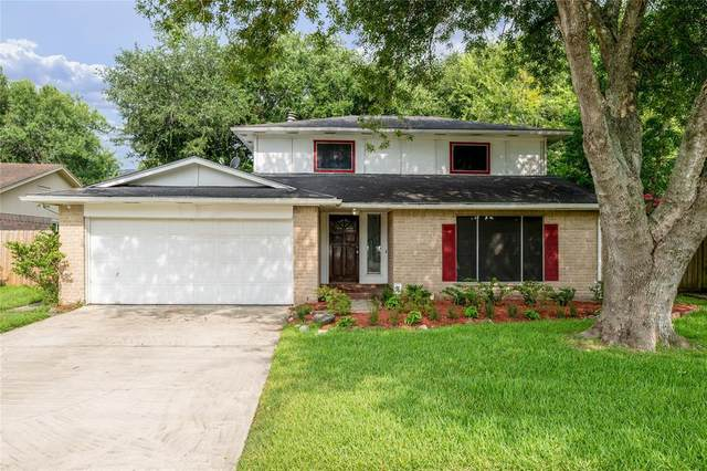 105 Leafwood Circle, League City, TX 77573 (MLS #62593788) :: Caskey Realty
