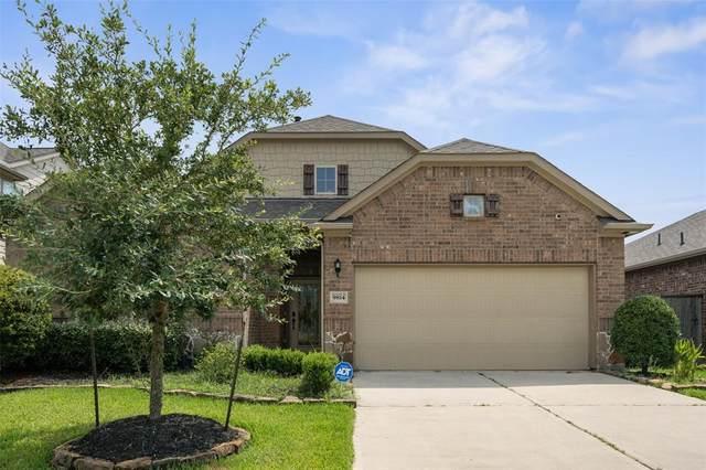 9814 Deborah Colony Lane, Humble, TX 77396 (MLS #62597245) :: The Wendy Sherman Team