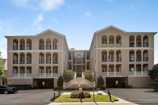 58 Briar Hollow Lane #207, Houston, TX 77027 (MLS #62614643) :: The Bly Team