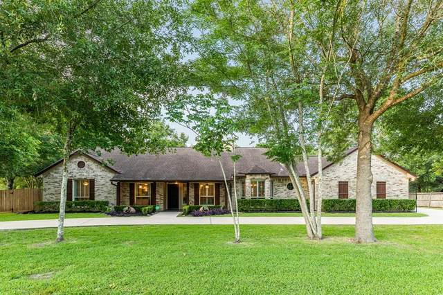 1221 Sunset Drive, Friendswood, TX 77546 (MLS #62615344) :: Ellison Real Estate Team