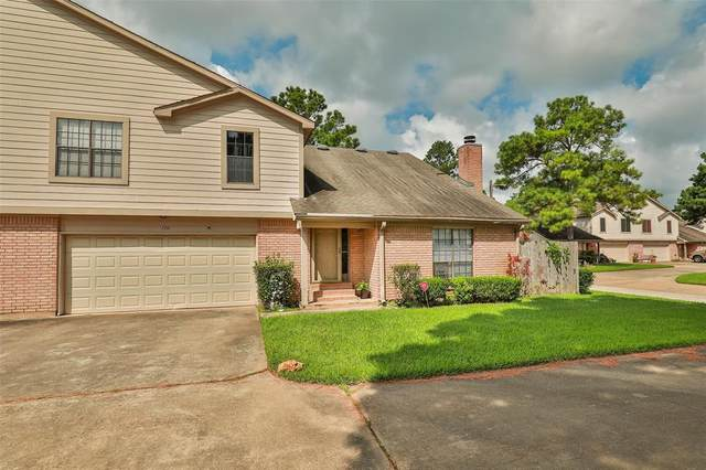7741 Theissetta Drive #152, Spring, TX 77379 (MLS #62619281) :: My BCS Home Real Estate Group
