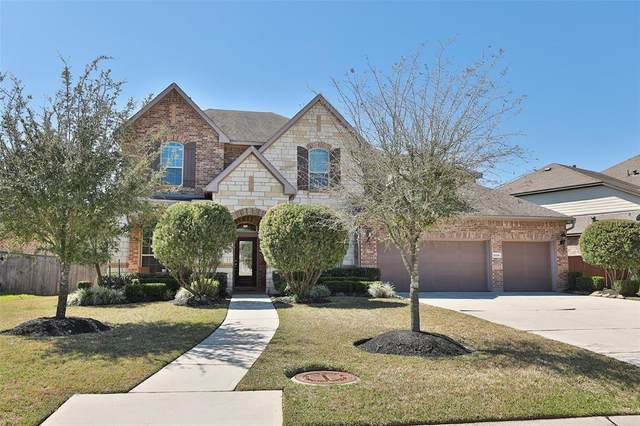 8206 Caroline Ridge Drive, Humble, TX 77396 (MLS #62619614) :: The SOLD by George Team