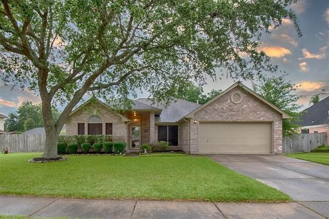 16207 Ruffian Drive, Friendswood, TX 77546 (MLS #6265169) :: Texas Home Shop Realty