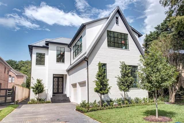 6628 Vanderbilt Street, West University Place, TX 77005 (MLS #62658023) :: Phyllis Foster Real Estate