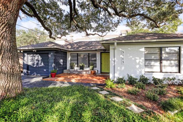 3113 Drexel Drive, Houston, TX 77027 (MLS #62662786) :: Connect Realty