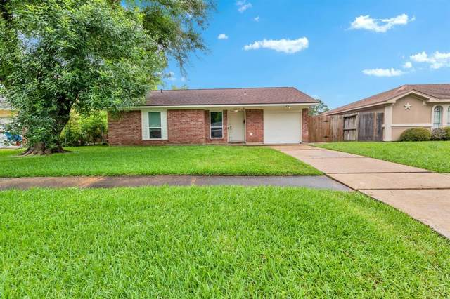 12006 Fairbury Drive, Houston, TX 77089 (MLS #6266364) :: The SOLD by George Team