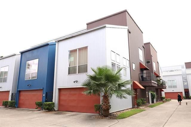 2605 Calumet Street #5, Houston, TX 77004 (MLS #62681551) :: Lerner Realty Solutions