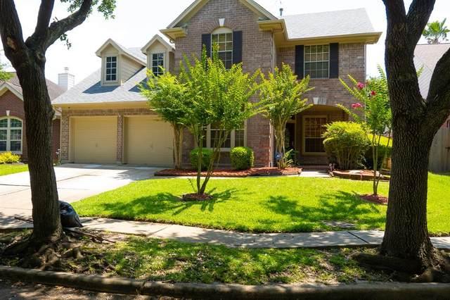 14115 Ivy Bluff Court, Houston, TX 77062 (MLS #62686327) :: Caskey Realty