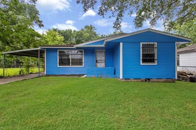 9135 E Avenue O, Houston, TX 77012 (MLS #62688814) :: Texas Home Shop Realty