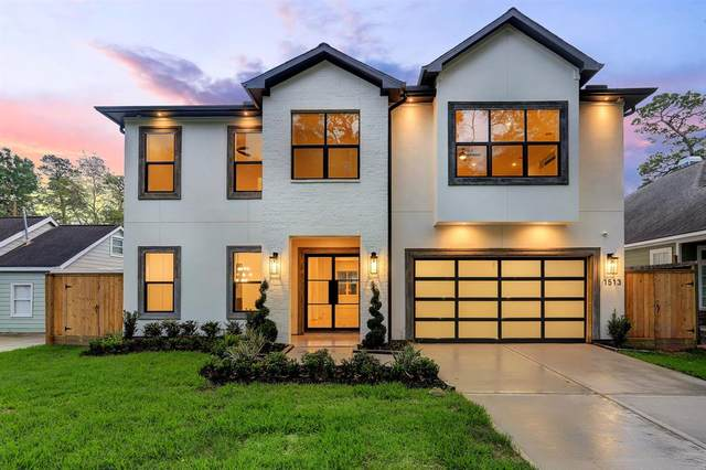 1336 Althea Drive, Houston, TX 77018 (MLS #62692711) :: Green Residential