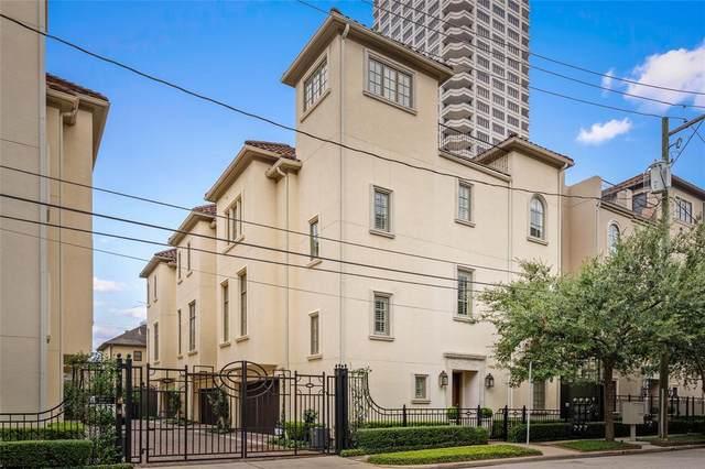 2411 Brazoria Street, Houston, TX 77019 (MLS #62693788) :: All Cities USA Realty
