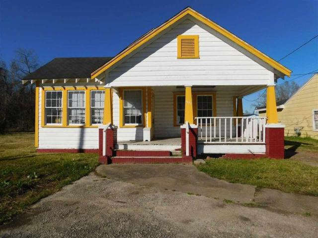 1868 Parry Street, Beaumont, TX 77703 (MLS #62712445) :: Texas Home Shop Realty