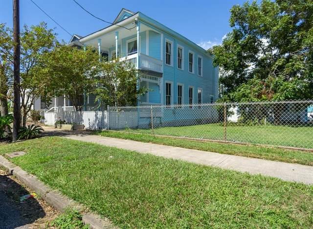 3304 Avenue Q, Galveston, TX 77550 (MLS #62725565) :: Connect Realty